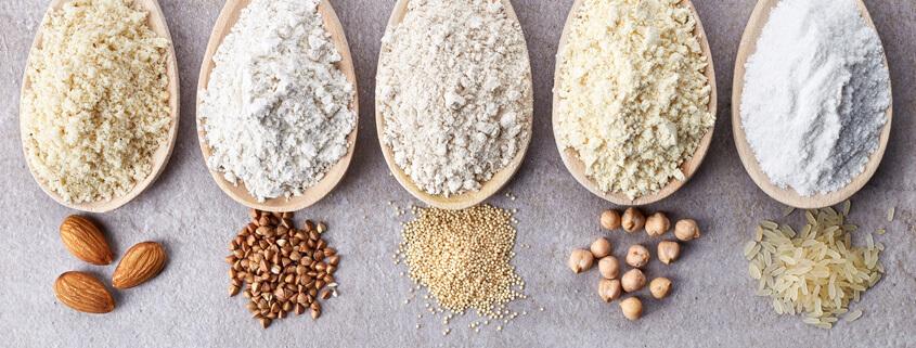 Chleb i jego zamienniki w diecie bezglutenowej